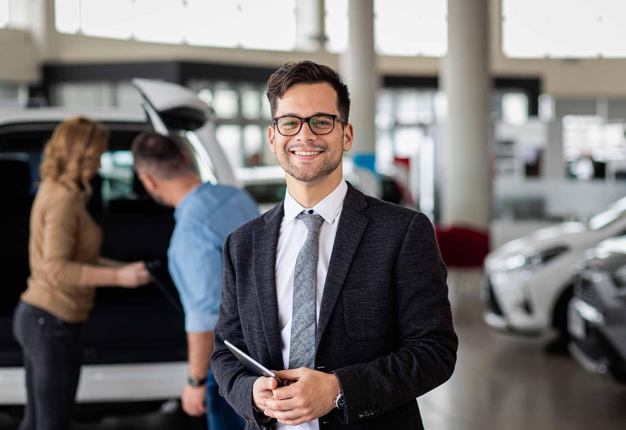 Auto Dealer Hail Services